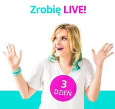 Dziś spotykamy się o 20:00 na WEBINARZE gdzie opowiem więcej o technicznej stronie prowadzenia live'ów. Jeśli przerażają Cię techniczne kwestie to wlatuj KONIECZNIE! Będą dodatkowe niespodzianki <3 W grupie  http://olag.pl/grupa-fb  znajdziesz post i motywację do przeprowadzenia własnego live'a! Co więcej od dziś do piątku każda z Was będzie mogła na grupie przeprowadzić krótki live - w ramach rozgrzewki. Wystarczy że się przywitasz i powiesz czym się zajmujesz! Wpadaj do grupy i działaj…