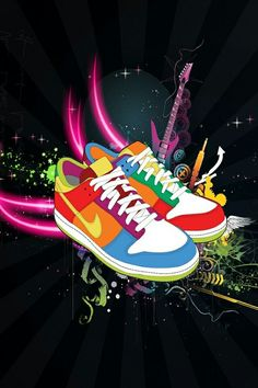 Nike Shoes Wallpaper By OnemicGfx On DeviantART