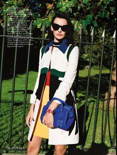 IMG 7975 Vogue UK February 2014 | Amanda Murphy by Angelo Pennetta  [Editorial]