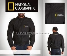 jual jaket national geographic online murah (NG 13) parasit