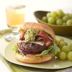 Brilliant Bacon Burger