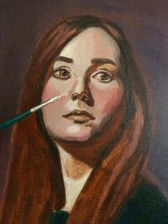 Follow me for more on Instagram! Painting & Drawing, Portrait, Drawings, Instagram, Art, Art Background, Headshot Photography, Kunst, Portrait Paintings