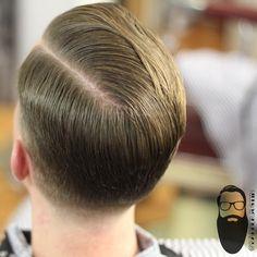 therealbarberjustin:  #barber #barbers #barbering #barberlife #barbershop…