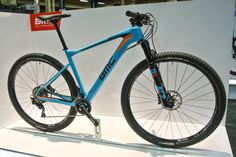 The BMC teamelite 02 uses a carbon frame, but drops the MTT of the teamelite 01