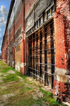 abandoned buildings | Tumblr