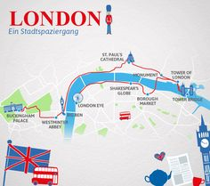 Stadtspaziergang_London
