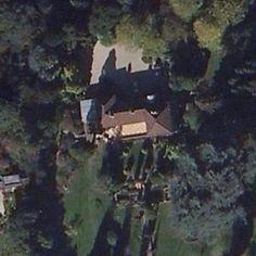 Eric Clapton's House (Hurtwood edge Estate) (Bing Maps)