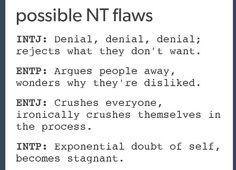 yep, I'll own up to that one. And I can confirm the INTJ one from close observation, too.