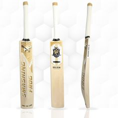 SFC Golden - Players Edition English Willow Cricket Bat – Smashing Frog Cricket (SFC)
