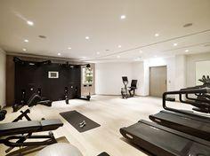 Fitness im Sans Souci Wien Holistic Wellness, Wellness Fitness, Interiors Magazine, Global Design, Workout Rooms, Resort Spa, Vienna, Luxury, Furniture