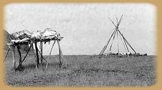 La mort et les rites funéraires Amerindiens