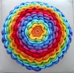 Ché's Blog! Crochet: August 2012