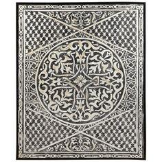 Woodcut Print 97x122cm | Freedom Furniture and Homewares