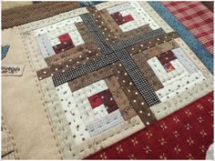 Lancaster Quilt 4 Lancaster, Small Quilts, Panel, Pattern Fashion, Quilt Blocks, Patches, Blanket, Holiday Decor, Cabin