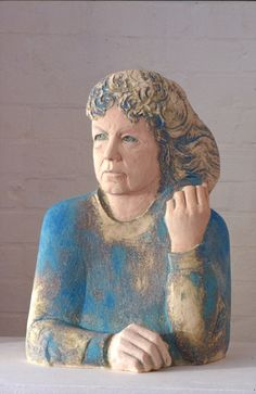 Glenys Barton is a sculptor working mainly in ceramic and bronze. She was born in Stoke on Trent in 1944, trained at Royal College ...