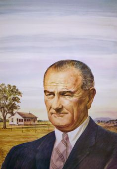 This is a picture of Lyndon B Johnson the president for the first half of the Vietnam War. He was also the president during some of the Cold War. He made many Resolutions about the Vietnam war and refused to cease fire, despite the protesters.