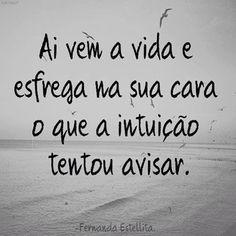 Post #FALASÉRIO! : Quem mandou não escutar...