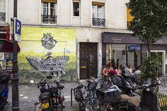 Alexis Diaz (2013) - Rue Lemon, Paris 20 (France)