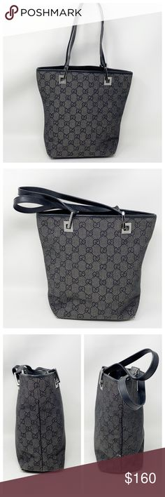 80c429b6848dba Authentic Gucci Shoulder Bag 100% Authenticity Guaranteed Made in Italy  Serial # 31244 002404 Accessories
