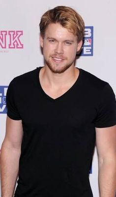 Chord Overstreet, proof that I love him... I'm letting the nasty growth go without comment