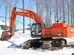 Hitachi Zaxis 450 450H 450LC 450LCH 460LCH excavator workshop manual