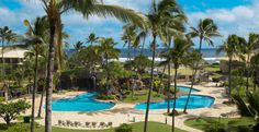 Aqua Kauai Beach Resort... We are staying here for the second part of our trip!