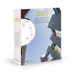 1000 Details in Architecture $18.75 #architecture #books