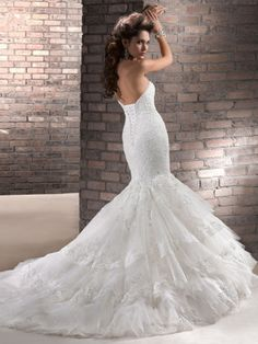 "Maggie Sottero ""Adalee"" A3644"
