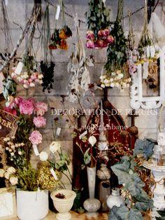 dream room  お花に囲まれたお部屋