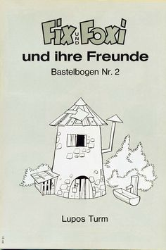 PaperToy_Fix und Foxi 1970 BB 02A
