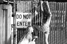 Breaking and Entering- it happens.