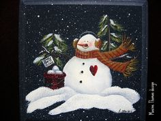 Christmas Tole Painting Download Patterns | Many decorative and tole painting art projects on the go ...