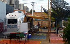 Grub Food Van Fitzroy - Airstream FTW!