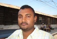 Ahmed Sharif Hussein Murdered 8/17/2013 Aged 40 Radio Mogadishu Somali #Somalia #SomaliaJournalism