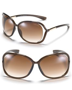 """Tom Ford """"Raquel"""" Sunglasses 