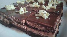 Σπιτική πάστα σοκολατίνα. Απλά φανταστική! Greek Sweets, Dessert Recipes, Desserts, Greek Recipes, Nom Nom, Food And Drink, Pasta, Chocolate, Health