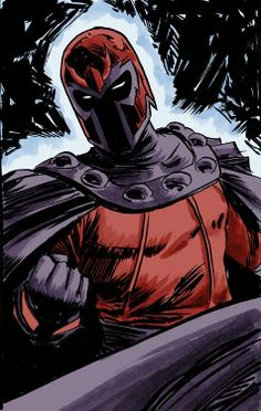 Magneto by Declan Shalvey