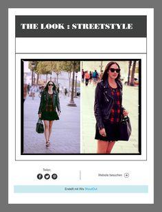 THE LOOK : STREETSTYLE