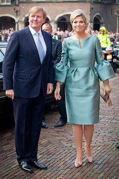 Máxima de Holanda, la 'Reina del estilo' durante un fin de semana de celebración