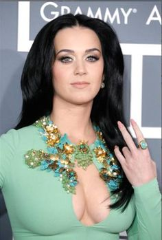 From the Editors: a Nails Magazine Blog - Katy Perry's #Grammy nails