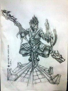 Wukong - League of Legends