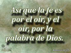 #Fe #Dios