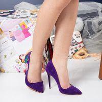 pantofi_dama_stiletto_6 Stiletto Heels, Pumps, Shoes, Fashion, Moda, Zapatos, Shoes Outlet, Fashion Styles, Pumps Heels
