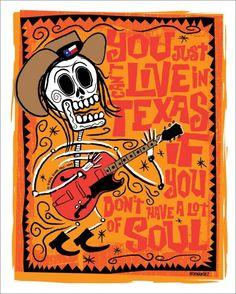 Texas = Soul