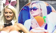 Holly Madison doesn't want daughter to be Playboy Bunny