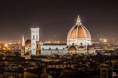 La Cattedrale di Santa Maria del Fiore - Florence, Toskana, Italy