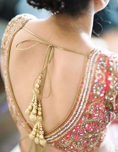 Customizing a stunning wedding lehenga
