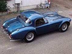 a 1966 AC Cobra 289 Mark III