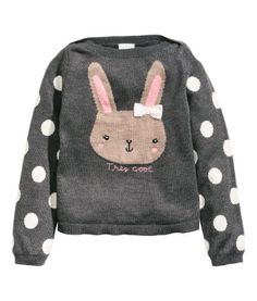 Fine-knit Sweater | Product Detail | H&M 12-18 month