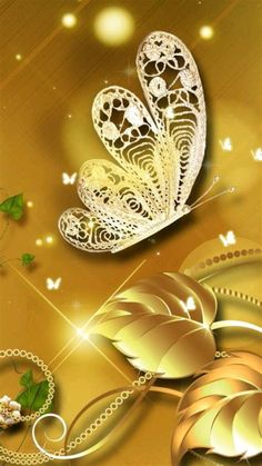 Gold Wallpaper Android, Gold Geometric Wallpaper, Dragonfly Wallpaper, Apple Iphone Wallpaper Hd, Blue Butterfly Wallpaper, Butterfly Live, Golden Wallpaper, Black Background Wallpaper, Flower Phone Wallpaper